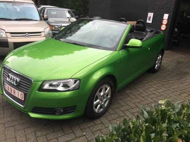 Audi A3 Cabrio 1.2 TFSI Full Option
